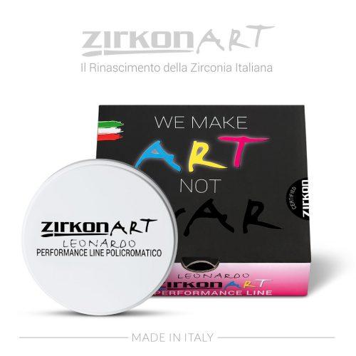 Zirkonart-Leonardo-Performance-line-Policromatico
